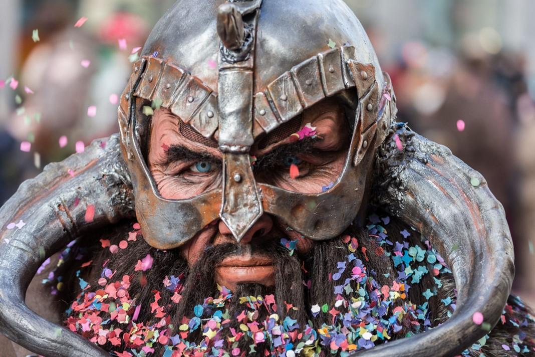 Vikingen speelden al Kubb met botten en schedels van hun vijanden